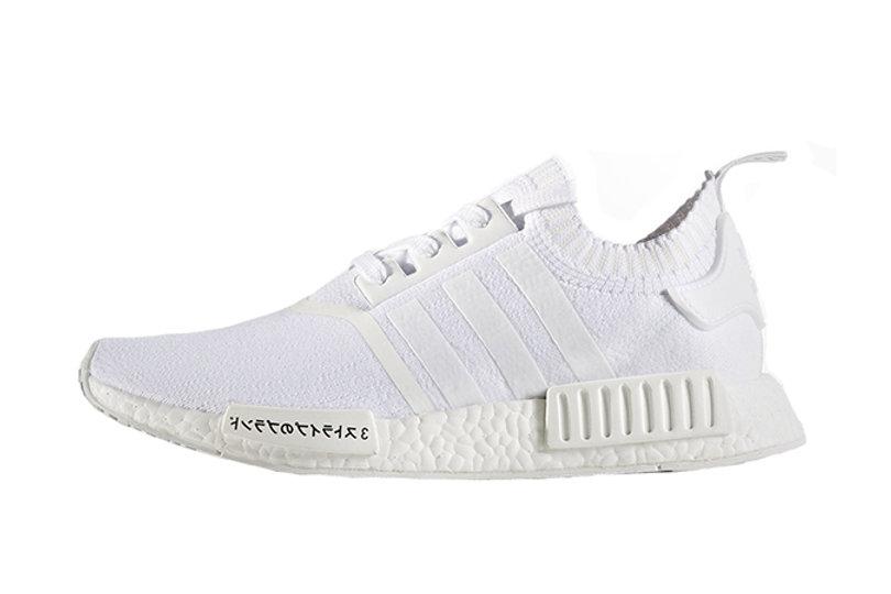 purchase cheap a89ff 6a0a2 Adidas NMD R1 Japan Triple White