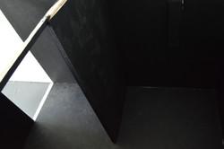 Black Room Sound Installation, 2017
