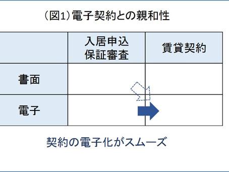 住宅新報2018年7月17日号「申し込みから契約まで電子化」