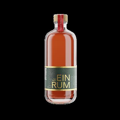 EINRUM Spiced Rum Liqueur, 38 % Vol.