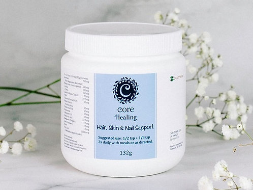 Hair, Skin and Nail Support