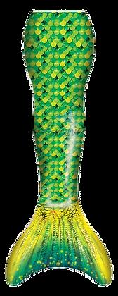 Green Emerald Mermaid Tail