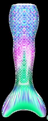 Aquamarine Mermaid Tail
