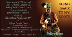 NJ 27th Annual LGBTQ Pride