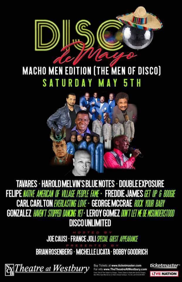 Disco De Mayo