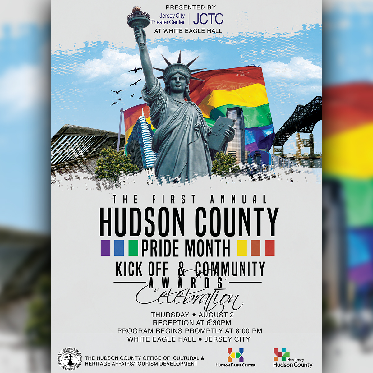 Opening Ceremony for Hudson County