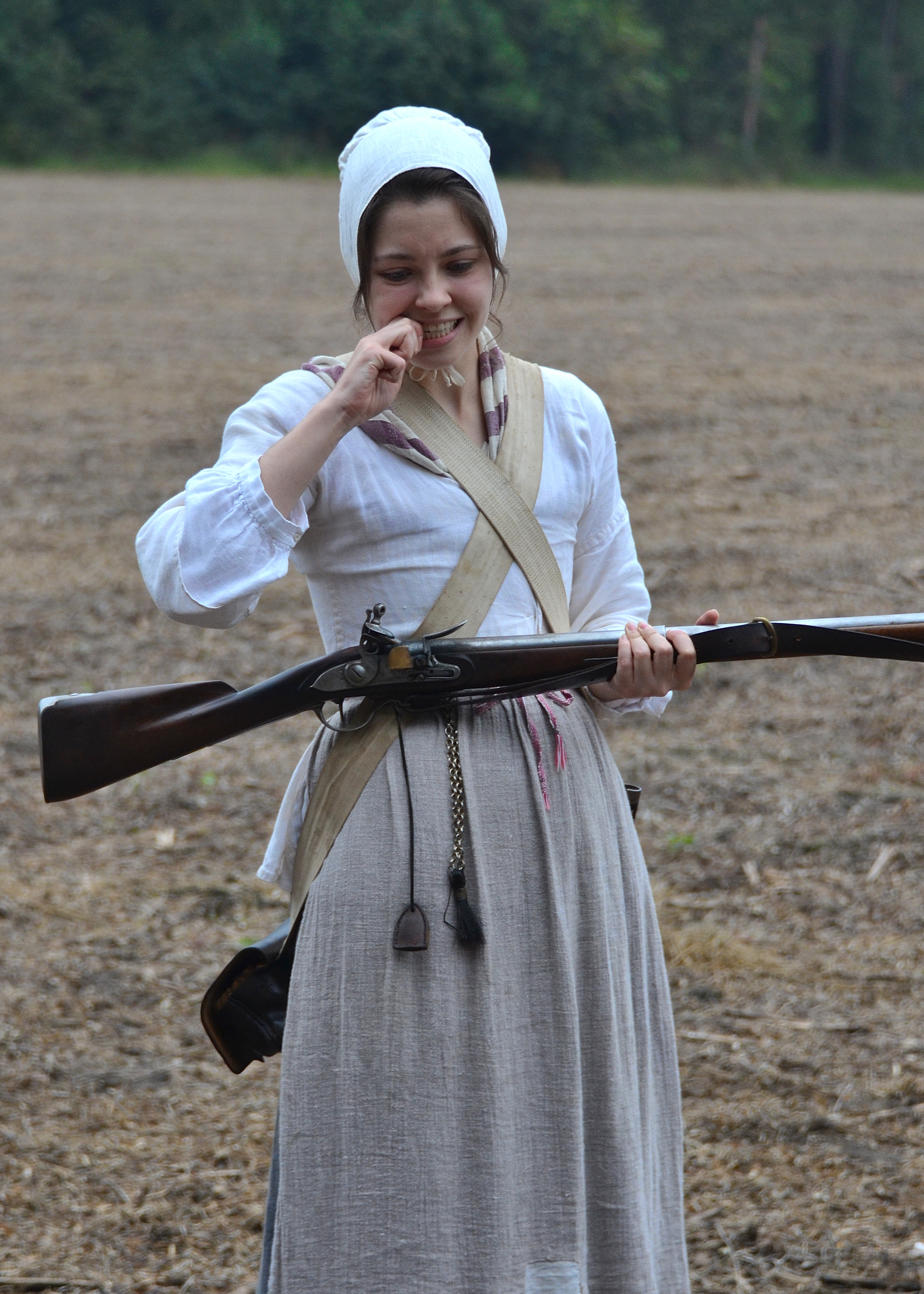 6th-nc-musket-practice_21556397150_o