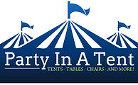 Party In A Tent TENTS - TABLES - CHAIRS - AND MORE!