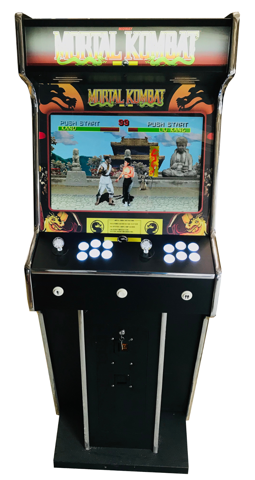 Mortal Kombat (Widescreen)