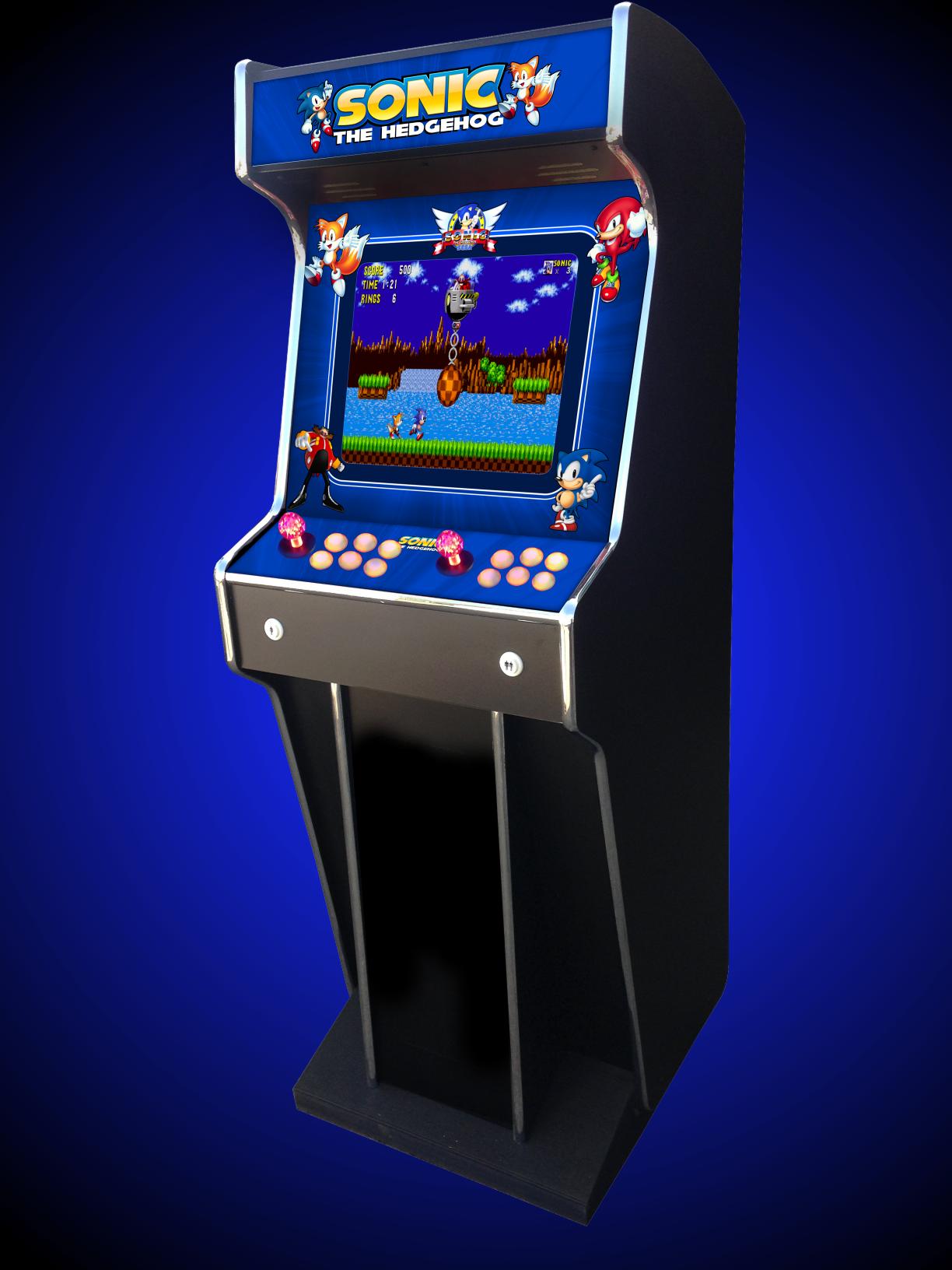 Sonic Arcade Arcade Base