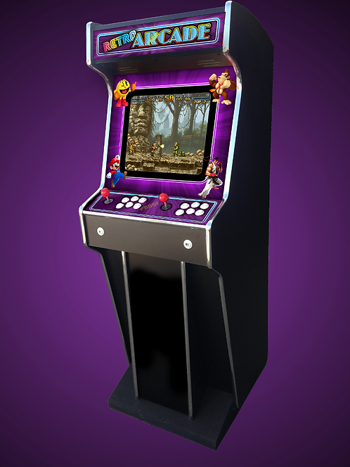 Purple Passion Arcade