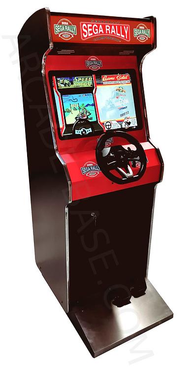 Sega Rally Multigame Machine