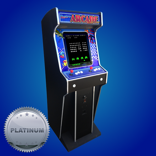 Retro 60 - Platinum (coin operated)