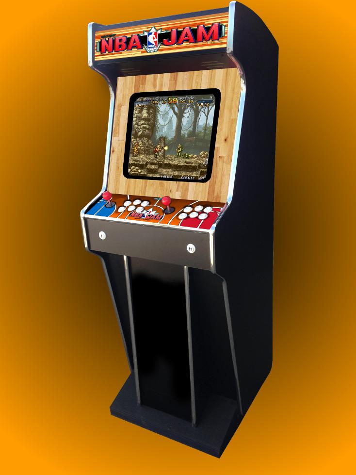 Nba Jam Arcade Base