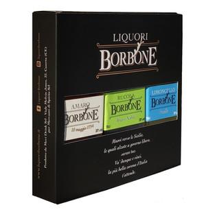 Borbone Pack 3 Tascabili