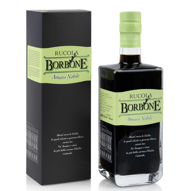 Rucola Borbone con Astuccio