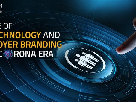 'Future of HR Technology and Employer Branding post-Corona Era'