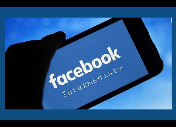 Facebook- Intermediate