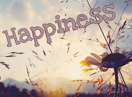 The Secret to Living a Happy Life