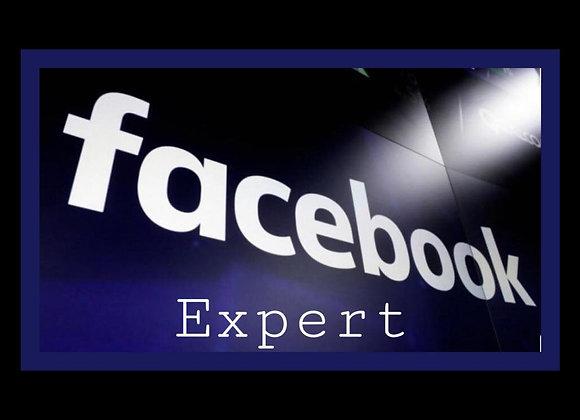 Facebook- Expert