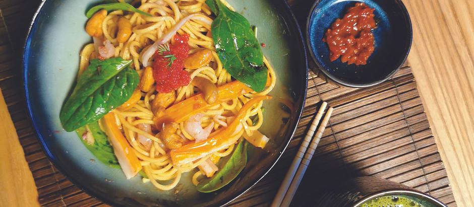 Lunar New Year Noodles