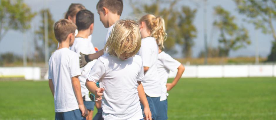Volunteering at after-school activities