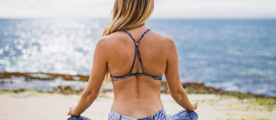 Is yoga just about stretching?