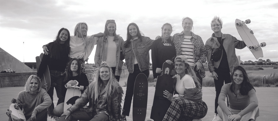 """Grls Untamed"" empowers women through skateboarding"