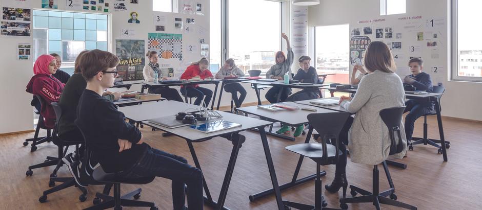 Copenhagen International School equips middle schoolers for life