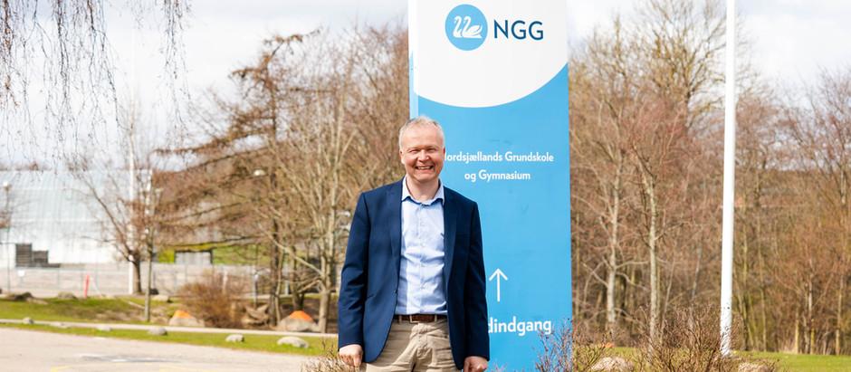 Bringing a global vision to both Danes and Internationals