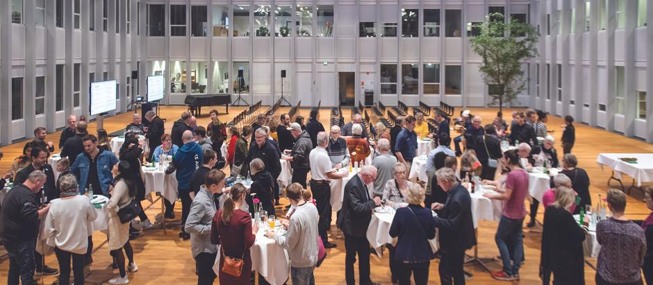 Esbjerg's festival for the city's internationals
