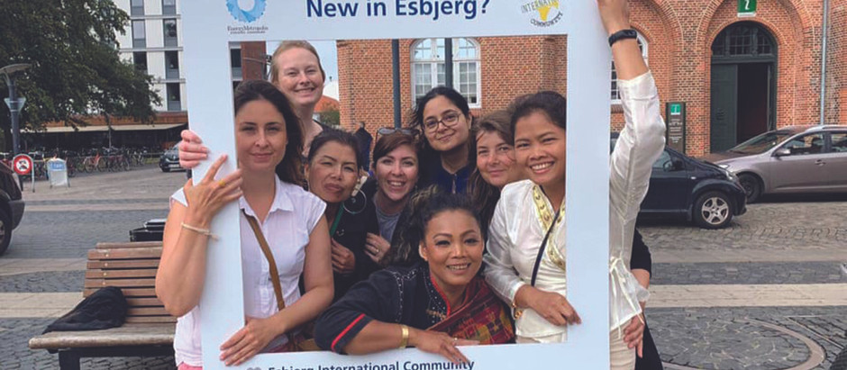 Celebrating diverse international Esbjerg