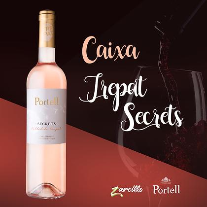 > Caixa Vinho Rosé - Portell Trepat Secrets