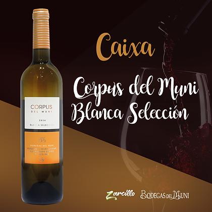 > Caixa Vinho Branco - Corpus del Muni Blanca Selección
