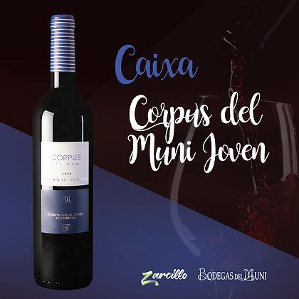 > Caixa Vinho Tinto - Corpus del Muni Joven