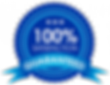 100% satisfaction guranteed