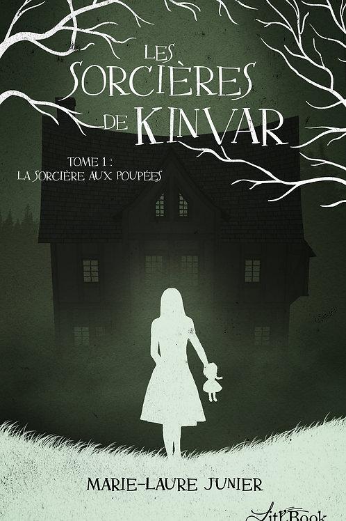 Les Sorcières de Kinvar - Tome 1 : La Sorcière aux Poupées