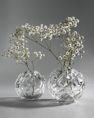 Luminary Vase Pair