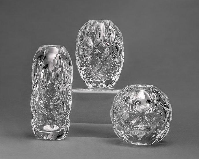 Luminary Bud Vase Trio