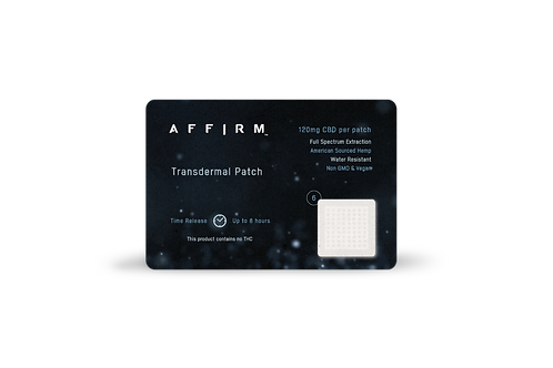 Transdermal Relief Pain Patches