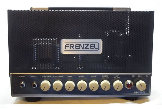 FRENZEL SWEET LITTLE AC15 GUITAR TUBE AMPLIFIER