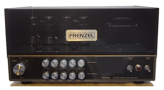 FRENZEL SS-84 STEREO TUBE AMPLIFIER