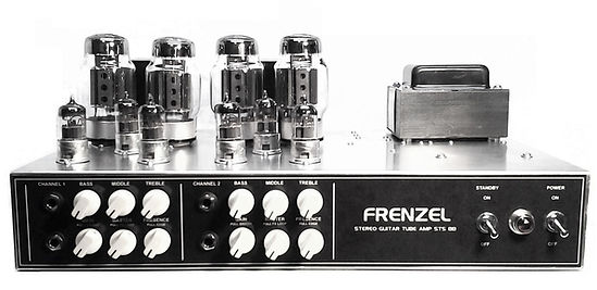 FRENZEL STS88 STEREO GUITAR TUBE AMPLIFIER