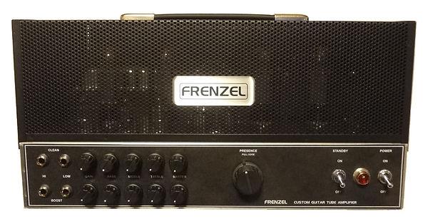 Frenzel Super Twin Plexi 800 Guitar Amp