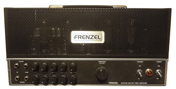 Frenzel Hot Box Wid Cat 50 Guitar Tube Amplifier