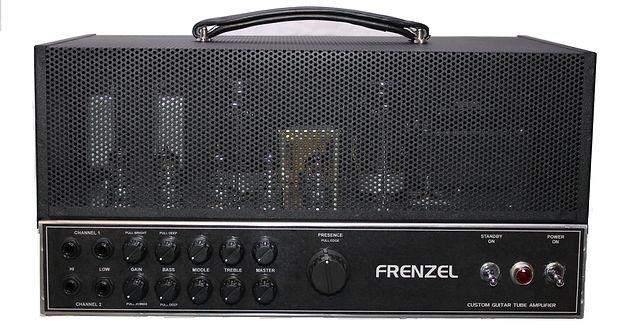 FRENZEL SUPER WIN PLEXI 800 GUITAR TUBE AMPLIFIER