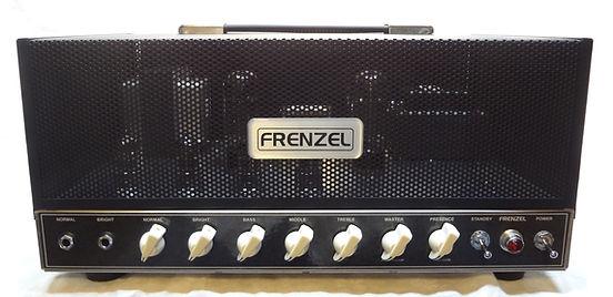 FRENZEL RETRO SUPER BASSMAN 100 GUITAR TUBE AMPLIFIER