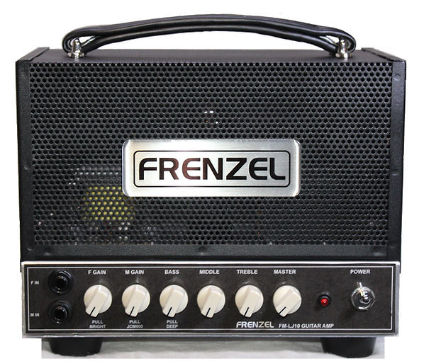 "FRENZEL FMLJ10 ""LITTLE jESSIE"" GUITAR AMP"