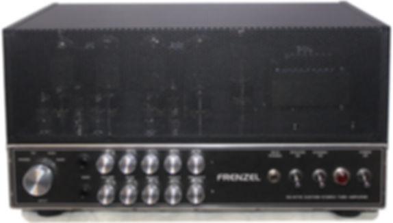 FRENZEL SS-4772 STEREO TUBE AMP