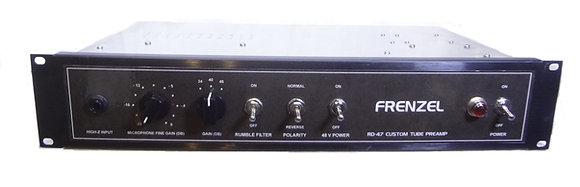 RD-47 Mic Preamp